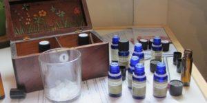 Aromatherapy for Gardeners