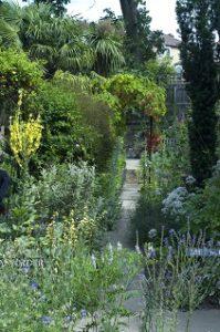 Open Garden Squares