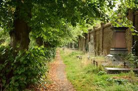 Brompton Cemetery Walk: Spring Flowers & Women Pioneers