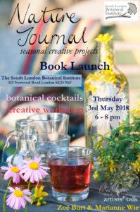 Book Launch – 'Seasonal Nature Journal'