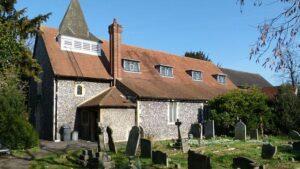 Plant Walk – St Mary's Church, Merton Park