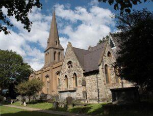 Plant Hunt – St Leonard's Churchyard
